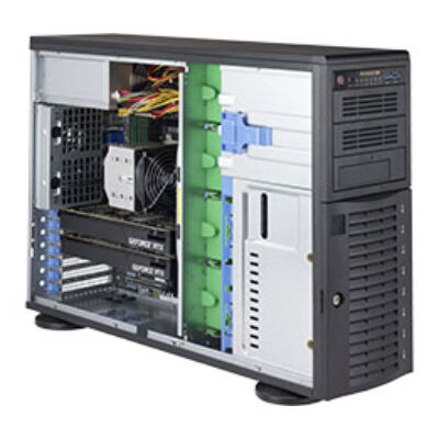 Supermicro SYS-5049A-T - 205 W - DIMM - 3000 GB - 2133,2400,2666,2933 MHz - DDR4-SDRAM - Dual SYS-5049A-T