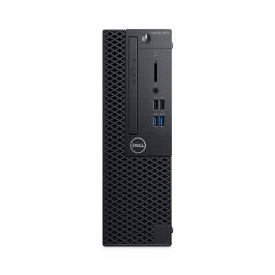 Dell OPTIPLEX 3070 SFF - Thin Client - Core i3 3.6 GHz - RAM: 8 GB DDR4 - HDD: 256 GB - UHD Graphics 600 P2X77