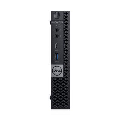 Dell OptiPlex 7070 - PC - Core i5 2.2 GHz - RAM: 16 GB DDR4 - HDD: 256 GB - UHD Graphics 600 68X9D
