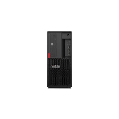 Lenovo ThinkStation P330 - Workstation - Core i7 3 GHz - RAM: 16 GB DDR4, GDDR5X - HDD: 256 GB NVMe - UHD Graphics 600 30CY0028GE