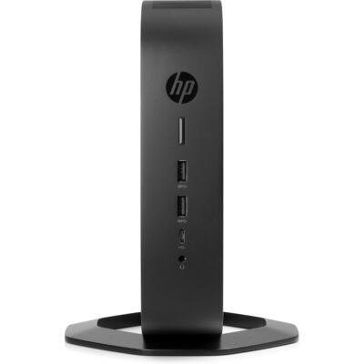 HP t740 - Thin Client - Ryzen Embedded V1756B 3.25 GHz - RAM 4 GB - 3.25 - Thin Client - 3.25 GHz 6TV56EA