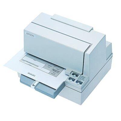 Epson TM-U590 (112): Serial - w/o PS - ECW - A4 (210 x 297 mm) - 311 cps - 233 cps - 4 copies - 4 KB - 252 mm C31C196112