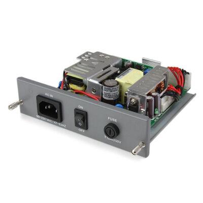 StarTech.com Redundant 200W Media Converter Chassis Power Supply Module for ETCHS2U - 200 W - 110 - 240 V - 1.2 A - +12V - Active - 16.6 A ETCHS2UPSU
