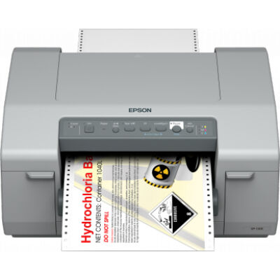 Epson GP-C831 - Inkjet - 5760 x 1440 DPI - 92 mm/sec - 20.3 cm - Black,Cyan,Magenta,Yellow - Grey C11CC68132