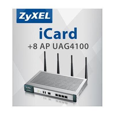 ZyXEL E-ICARD 8 AP UAG4100 LIC-EAP-ZZ0001F