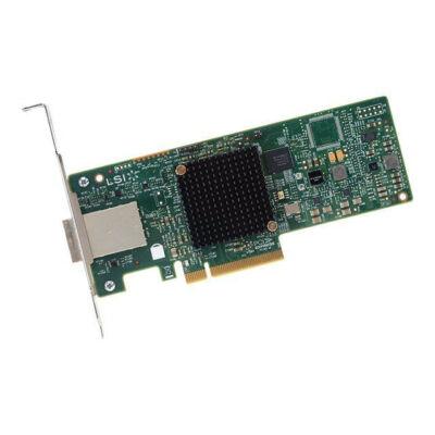 Intel RS3GC008 - SAS,Serial ATA III - PCI Express x8 - Half-height (low-profile) - JBOD - 12 Gbit/s - Low Profile MD2 Card RS3GC008
