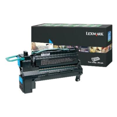 Lexmark C792X6CG - 20000 oldal - Cián - 1 db C792X6CG