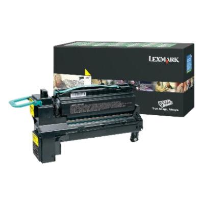 Lexmark C792X6YG - 20000 oldal - Sárga - 1 db C792X6YG