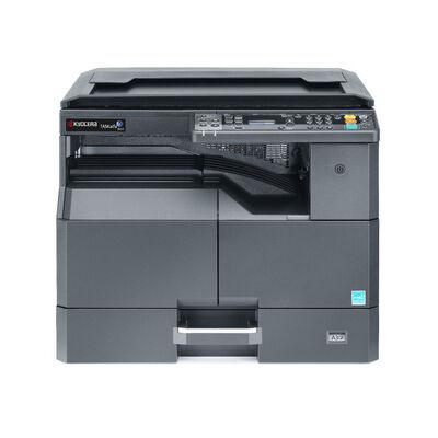 Kyocera TASKalfa 1800 - Laser - 600 x 600 DPI - 300 sheets - A3 - Direct printing - Black 1102NC3NL0