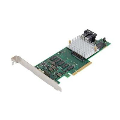 Fujitsu PRAID EP420i - SAS, soros ATA - PCI Express x8 - teljes magasságú (alacsony profilú) - 12 Gbit / s S26361-F5243-L2
