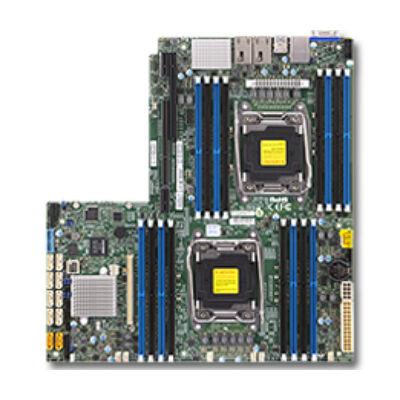Supermicro X10DRW-i - Motherboard - LGA2011-v3-Sockel - 2 Unterstützte CPUs - C612 - USB 3.0 - Dual socket R3 - LGA 2011