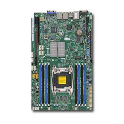 Supermicro X10SRW-F Mini-ITX alaplap - Skt 2011 Intel C612 - 512 GB DDR4 MBD-X10SRW-FO