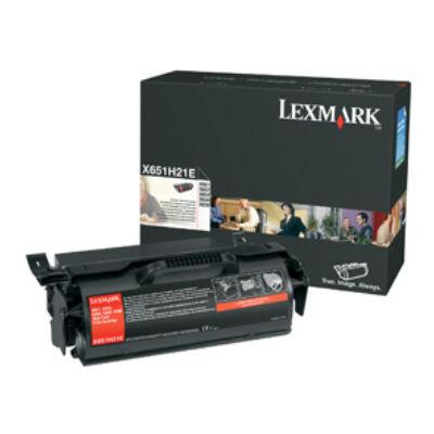 Lexmark X65x High yield print cartridge - 25000 pages - Black - 1 pc(s) X651H31E