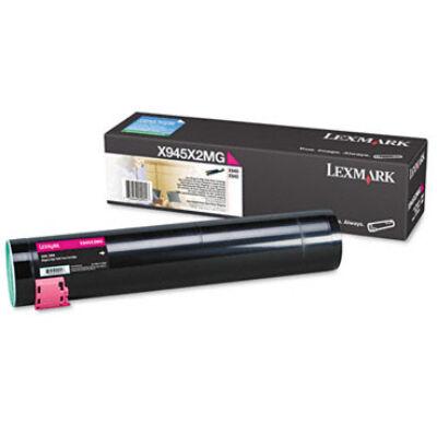 Lexmark X945X2MG - 22000 oldal - bíborvörös - 1 db X945X2MG