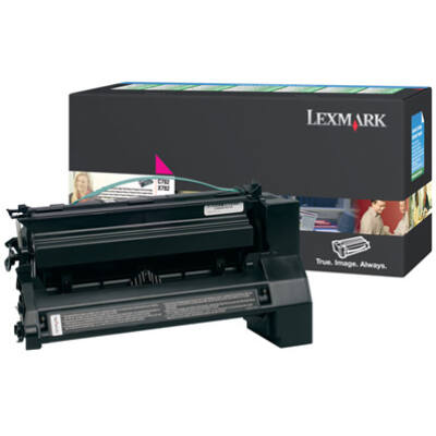 Lexmark C782X1MG - 15000 pages - Magenta - 1 pc(s) C782X1MG