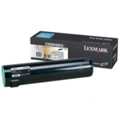Lexmark C930H2KG - 38000 pages - Black - 1 pc(s) C930H2KG