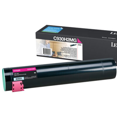 Lexmark C930H2MG - 24000 pages - magenta - 1 pc(s) C930H2MG