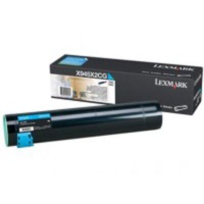 Lexmark X945X2CG - 22000 oldal - cián - 1 db X945X2CG