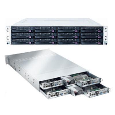 Supermicro SYS-6026TT-BTRF - Intel® 5500 - Socket B (LGA 1366) - 96 GB - Intel® 82576 - AMI - 32 Mbit SYS-6026TT-BTRF