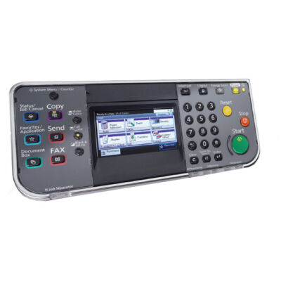 Kyocera Fax System U - 33.6 Kbit/s - JBIG - MH - MMR - MR - ITU-T G3 - 50 sheets - Legal - A3,A4,A5 1505JR3NL0