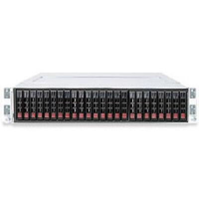 Supermicro 2026TT-HTRF - Intel® 5500 - Socket B (LGA 1366) - Intel - 6.4 GT/s - Intel® Xeon® - E5500,E5600,L5500,L5600,X5500,X5600 SYS-2026TT-HTRF