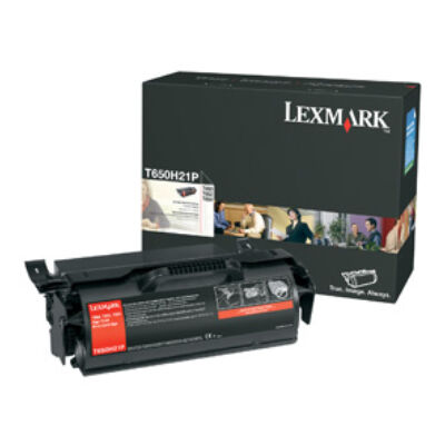 Lexmark T650H80G - 25000 pages - Black - 1 pc(s) T650H80G