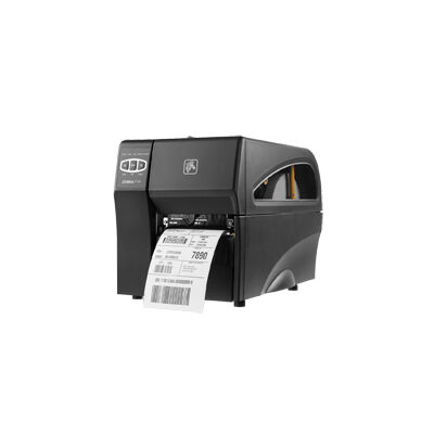 Zebra ZT220 - Thermal transfer - 203 x 203 DPI - 152 mm/sec - 10.4 cm - Black - Plastic ZT22042-T0E000FZ