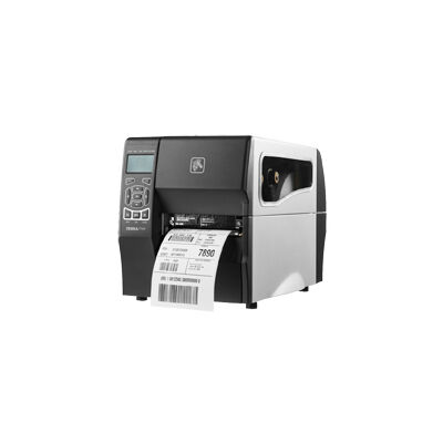 Zebra ZT230 - Thermal transfer - 203 x 203 DPI - 152 mm/sec - 10.4 cm - Black,White - LCD ZT23042-T2E000FZ
