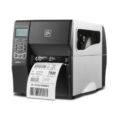 Zebra ZT230 - Thermal transfer - 203 x 203 DPI - 152 mm/sec - 10.4 cm - Black,White - LCD ZT23042-T1E200FZ