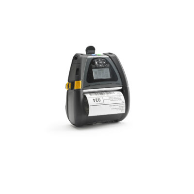 Zebra QLn420 - Direct thermal - Mobile printer - 203 x 203 DPI - 4 ips - 102 mm/sec - 1D,2D QN4-AUCAEM11-00