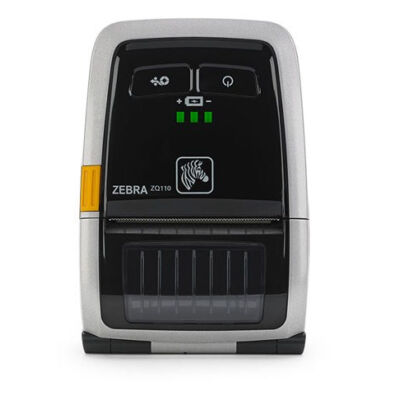 Zebra ZQ110 - Direct thermal - Mobile printer - 90 mm/sec - 0.06 - 0.1 µm - 3 cm - 4.8 cm ZQ1-0UG0E020-00
