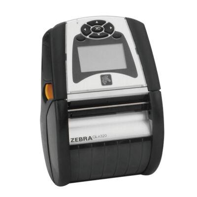 Zebra QLn320 - Direct thermal - Mobile printer - 203 x 203 DPI - 4 ips - 102 mm/sec - 1D,2D QN3-AU1AEM11-00