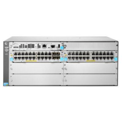 HP 5406R 44GT PoE + és 4 portos SFP + (nincs PSU) v3 zl2 kapcsoló JL003A