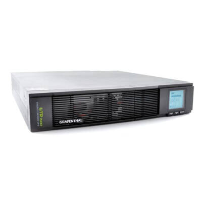 Grafenthal ETR-1500 - Line-Interactive - 1500 VA - 1200 W - 220 V - 240 V - 50/60 Hz 132G0150