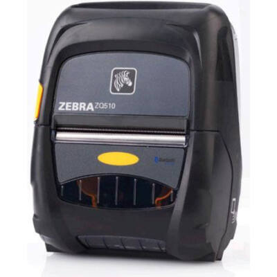 Zebra ZQ510 - Direct thermal - Mobile printer - 90 mm/sec - 0.16 µm - 5.1 cm - 80 mm ZQ51-AUN010E-00