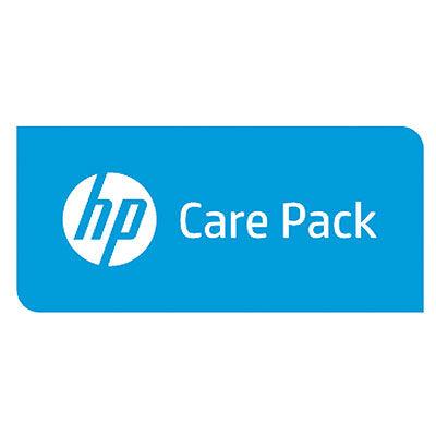 HP Enterprise 1 yearPW 24x7 Defective Media Retention BB897A 6500 120TB Exp for Exist Racks FC Service - 1 year(s) - 24x7 U2QT3PE