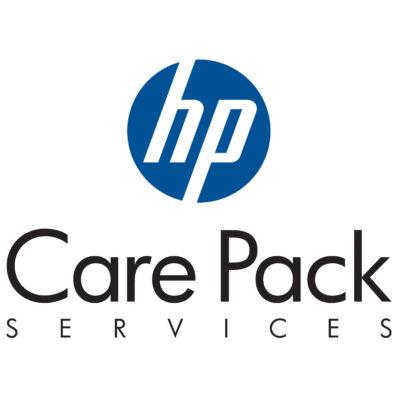 HP Enterprise Foundation Care következő munkanapos szervizgarancia - Tárolási szolgáltatás és támogatás 1 év U3BH4PE