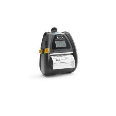Zebra QLn420 - Direct thermal - Mobile printer - 203 x 203 DPI - 4 ips - 102 mm/sec - 1D,2D QN4-AUNBEM11-00