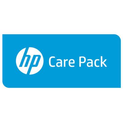 HP Enterprise 1y PW CTR DMR STOREON B62 / 6500 FC - 1 év - következő munkanap (NBD) U4XF8PE