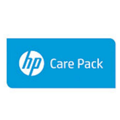 HP Enterprise 1y PW CTR DMR 5U 70 HDD ENC FC - 1 year(s) - Next Business Day (NBD) U4WX8PE