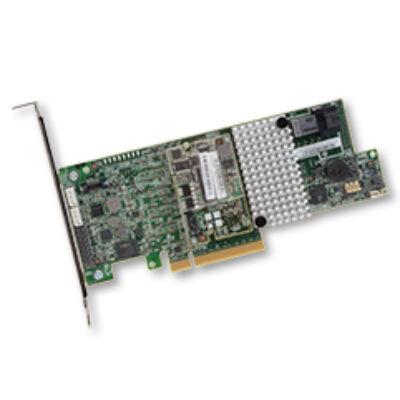 BROADCOM MegaRAID SAS 9361-4i - Raid Speichercontroller - SATA 6Gb / s 12Gb / s - Raid vezérlő - Soros csatolt SCSI (SAS)