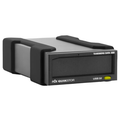"Tandberg RDX External kit 4 TB Cartridge USB3+ - 4,000 GB - 3.5"" 8866-RDX"