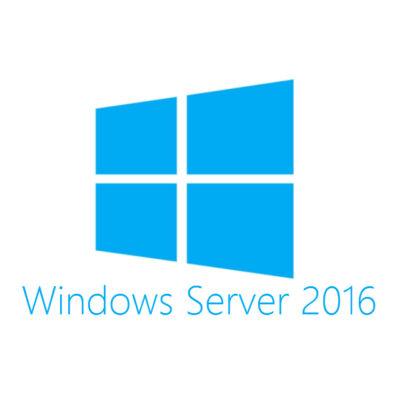 Microsoft Windows Server 2016 - Original Equipment Manufacturer (OEM) - Client Access License (CAL) - 5 license(s) - 32 GB - 0.512 GB - 1.4 GHz 6VC-02771