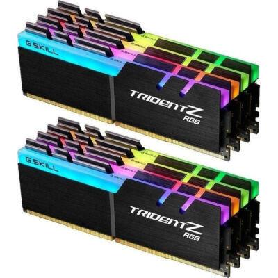 G.Skill 64GB DDR4-3200 - 64 GB - 8 x 8 GB - DDR4 - 3200 MHz - 288-pin DIMM F4-3200C14Q2-64GTZR