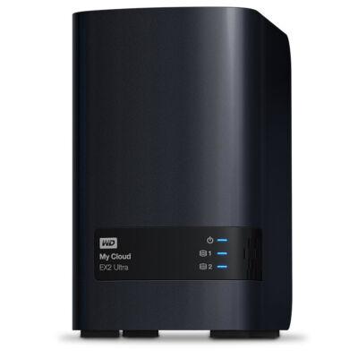 WD My Cloud EX2 Ultra - 20 TB - Festplatte - Festplatte - 10000 GB - 2,5 / 3,5 Zoll - 20 TB
