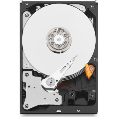 WD Red NAS merevlemez WD100EFAX 3,5 SATA 10 000 GB - HDD - 5400 ford / perc - Belső WD100EFAX