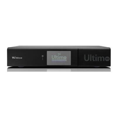VuPlus Vu+ Ultimo 4K - Satellite - DVB-C - 576p,720p,1080i,1080p,2160p - 4:3,16:9 - H.264,H.265,MPEG4 - AC3,MP3 13000-594