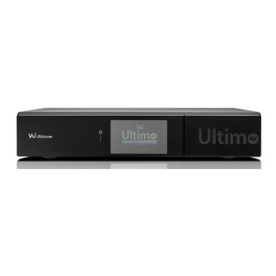 VuPlus Vu + Ultimo 4K - Műhold - DVB-C - 576p, 720p, 1080i, 1080p, 2160p - 4: 3,16: 9 - H.264, H.265, MPEG4 - AC3, MP3 13000-594