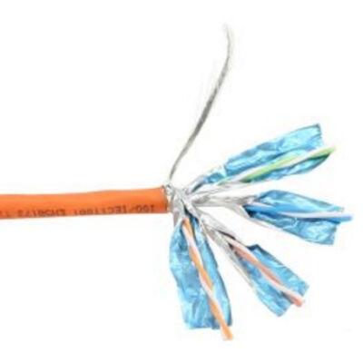 InLine 70505 - 500 m - Cat6 - S/FTP (S-STP) - Orange 70505