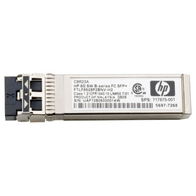 HP Enterprise MSA 16Gb Short Wave Fibre Channel SFP+ 4-pack - Fiber optic - 16000 Mbit/s - SFP+ - LC - 50/125,62.5/125 µm - SW